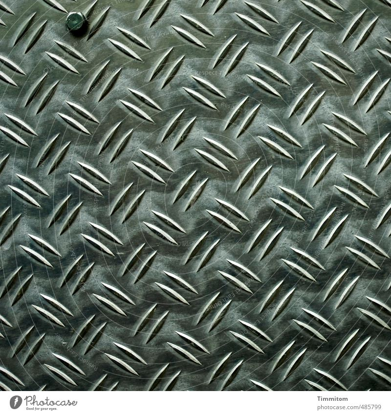 You're a loner. Sure you are. Covers (Construction) Precious metal Screw Hexagonal disk Metal Esthetic Firm Clean Silver Stability Pattern Individual