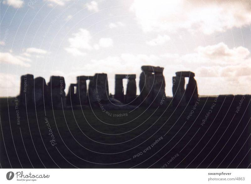 Stonehenge Menhir Historic England Mystic Past