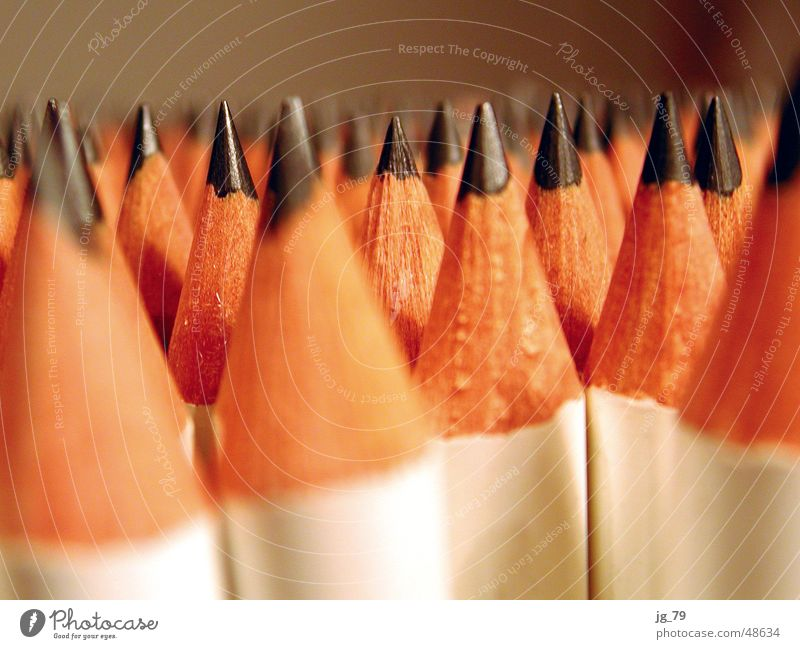 White Pen Wood Gray Write Painting (action, work) Hill Draw Pencil Zoom effect Pencil lead Graphite Sharpened Page of text