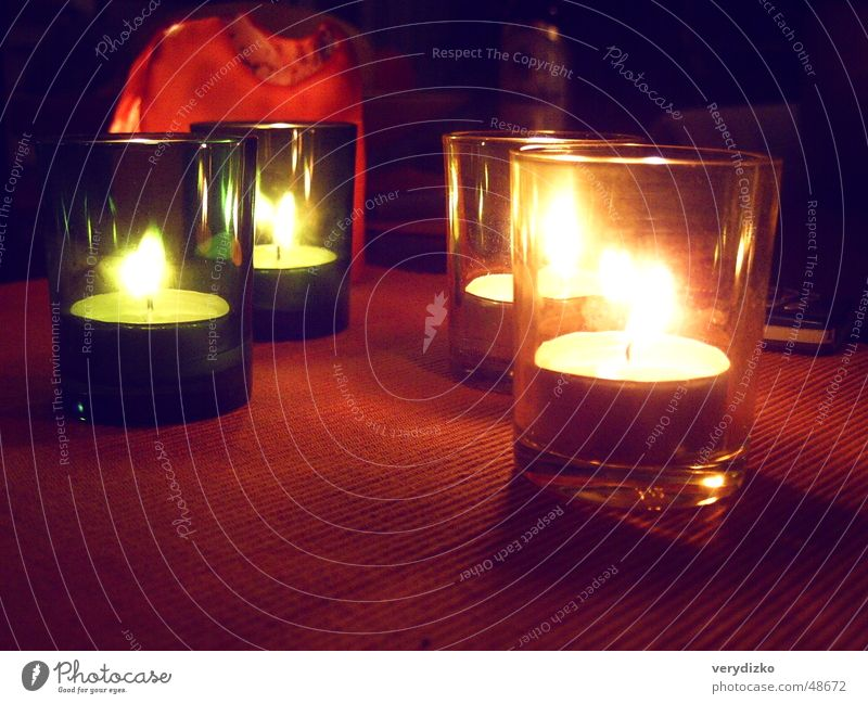 Warmth Moody Candle Physics Candlelight Tea warmer candle