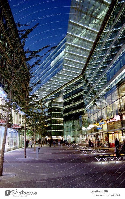 Berlin Glass Dusk Gallery