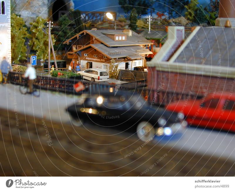 Car Railroad Leisure and hobbies Toys Handicraft