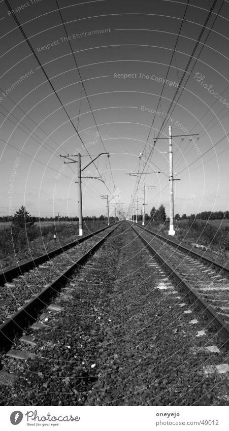 rail way train