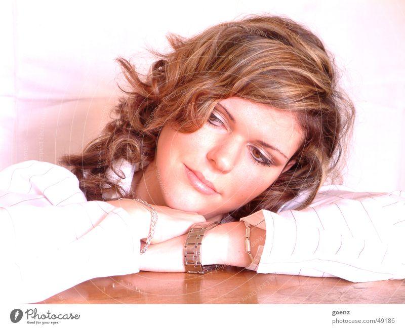 Woman Beautiful Face Eyes Mouth Beauty Photography Model Brunette Cupboard Earring Lean