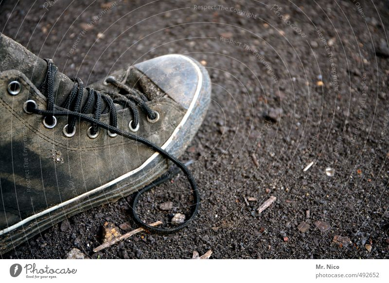 Old Gray Style Fashion Dirty Footwear Lifestyle Stand Clothing Broken Chucks Abrasion Second-hand Iconic Shoelace Expired