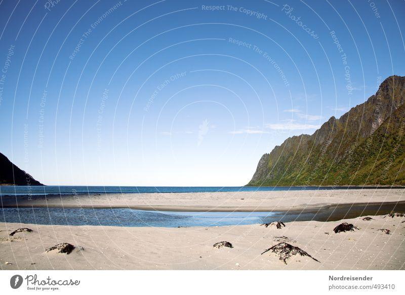Senya Senses Relaxation Calm Meditation Vacation & Travel Adventure Far-off places Freedom Summer Beach Ocean Island Nature Landscape Elements Cloudless sky