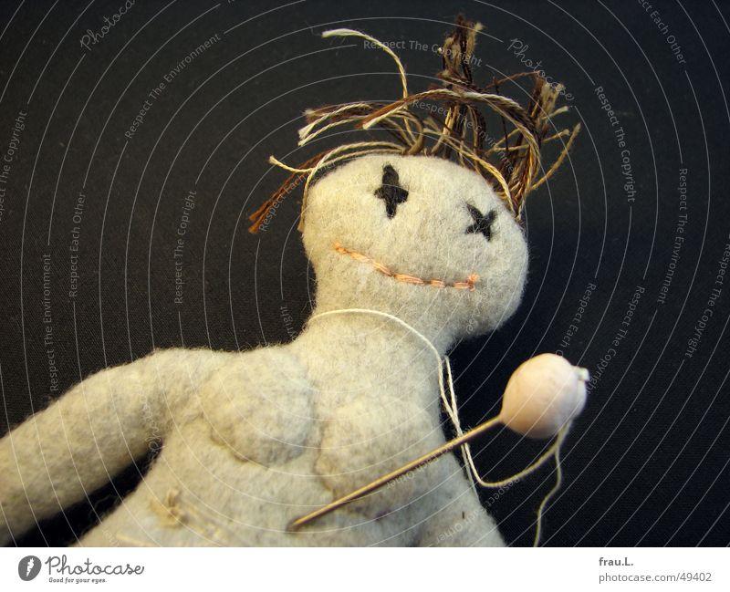 Woman Feminine Obscure Doll Magic Murder Kill Felt Curse Voodoo
