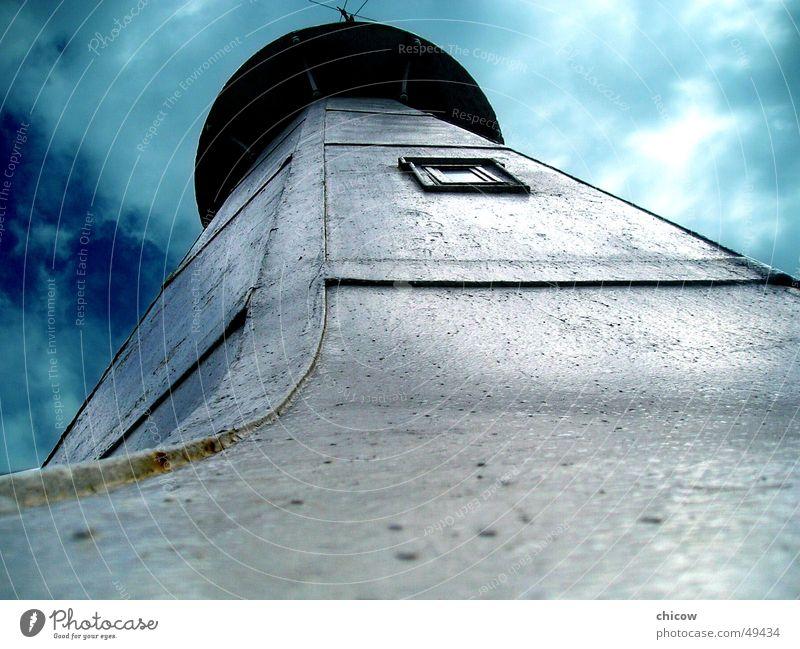 Lighthouse of Santa Luzia Sky lighthouse blue santa suzia Angle perspective