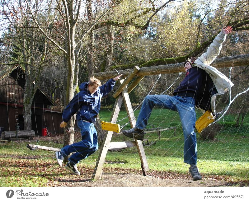 swing action Swing Jump Joy Flying