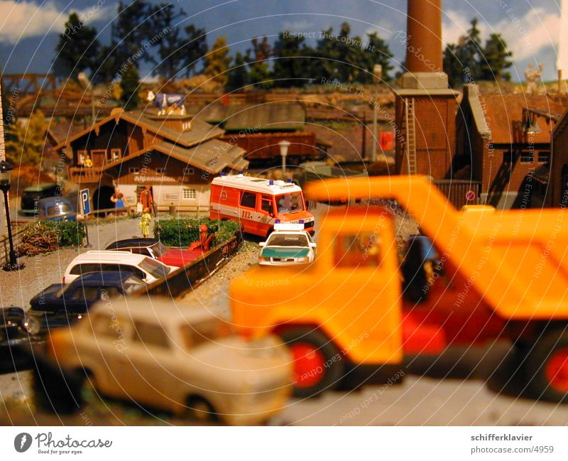 Toys Model-making Model railroad