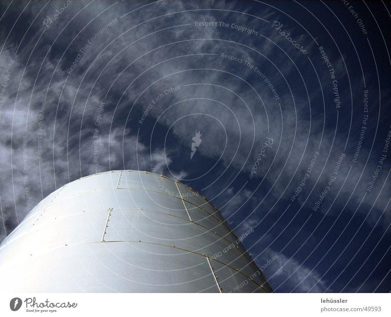 Sky Clouds Metal Horizon Energy industry Aluminium Attic Stitching Rivet Defecate Riveted