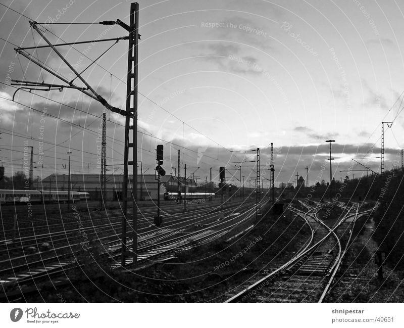 City Transport Railroad Industry Logistics Railroad tracks Services Train station Economy Electricity pylon Interest Passenger traffic Industrial plant Commuter trains Platform