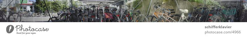 Bicycle Large Science & Research Panorama (Format)