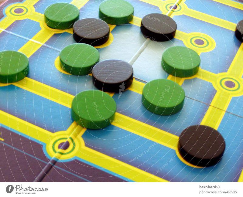 Joy Playing Piece Mill Board game Figure