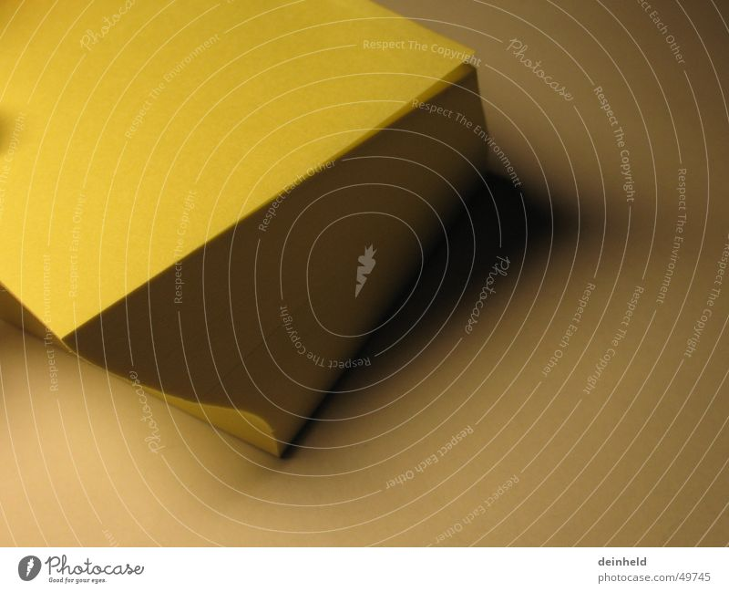 Yellow Work and employment Planning Communicate Desk Piece of paper Workplace Curved Task