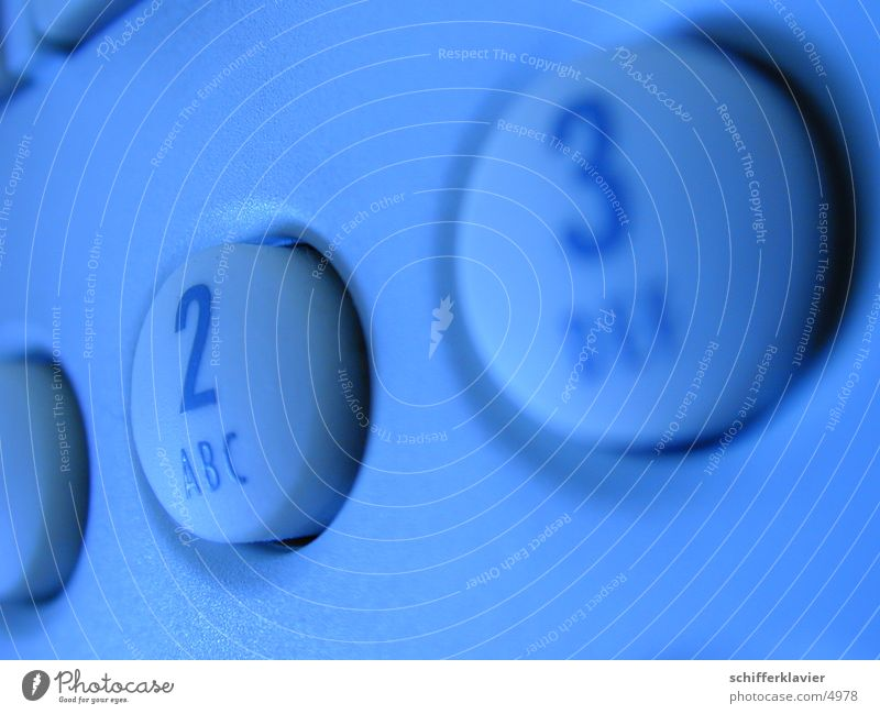 Blue Telecommunications Telephone Digits and numbers Services Trade Erase Call center