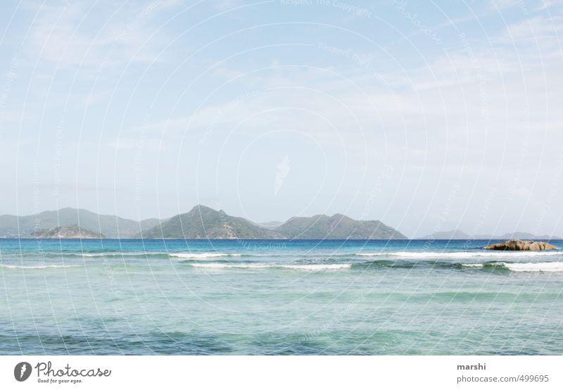 Nature Vacation & Travel Blue Plant Summer Ocean Landscape Animal Mountain Travel photography Coast Weather Island Beautiful weather Seychelles