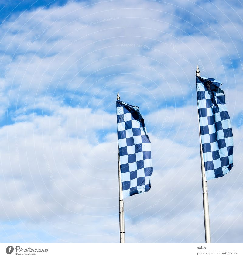 Flags Vacation & Travel Tourism City trip Feasts & Celebrations Sports Sports team Success Flagpole Dublin Sporting event Sky Clouds Beautiful weather Wind