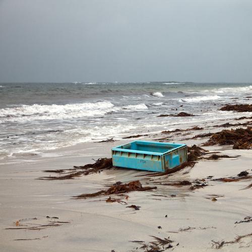 Water Ocean Beach Environment Coast Sand Dirty Waves Growth Broken Industry Logistics Plastic Trash Luxury Box