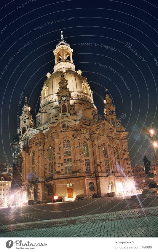 Dresden Church of Our Lady Frauenkirche