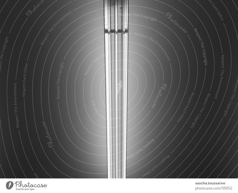 White Black Lamp Gray Line Contentment Bright Lighting Glass Technology Decoration Stripe Neon light Progress Symmetry Grating