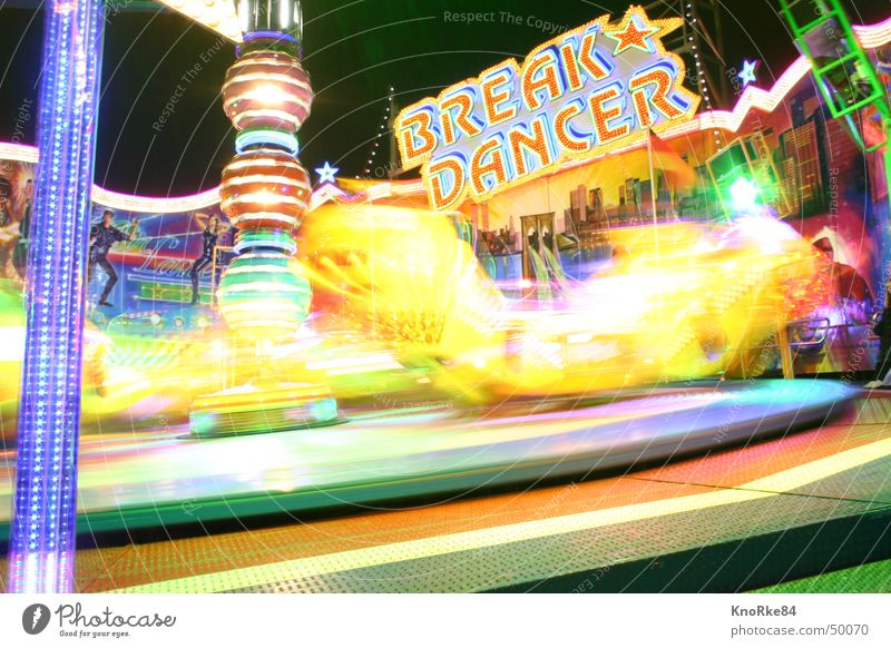 Joy Speed Fairs & Carnivals Neon light Flashy Breakdance Dig
