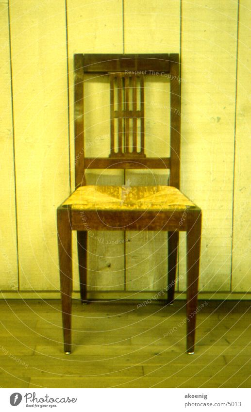 scrutiny Pattern Army Things Chair