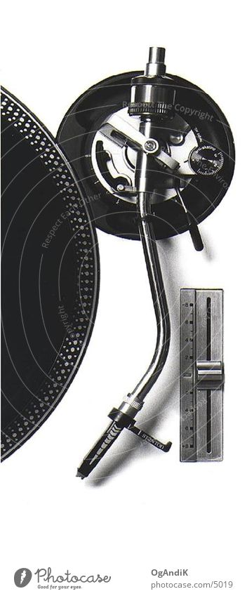 old school Electrical equipment Technology Technics Turntable