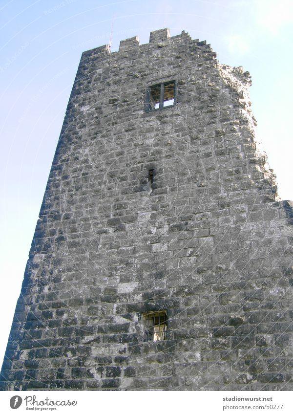 Dragon Rock Ruin Drachenfels Bonn Summer sebastian derix Rhine Castle