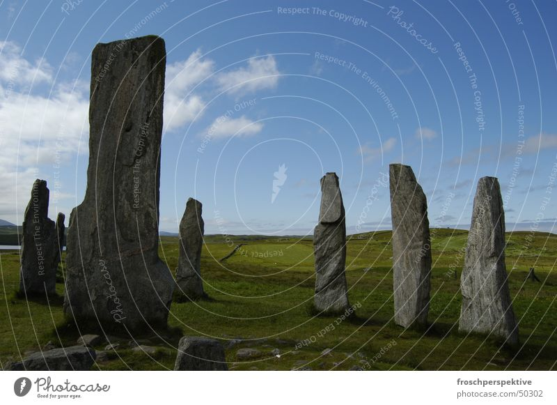 stones Stone circle Scotland Western islands standing stones stone circles celts history Hebrew