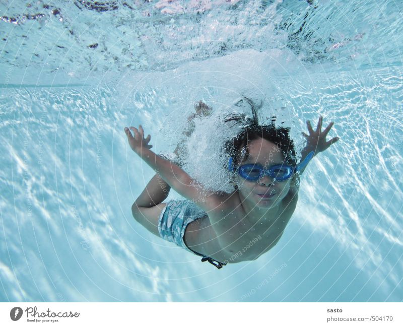 Pooldiver Joy Children's game Vacation & Travel Tourism Summer Summer vacation Sun Dive Masculine Boy (child) Infancy Life 1 Human being 3 - 8 years