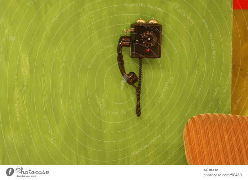 Telephone Digits and numbers Seating Analog Old fashioned Telecommunications Rotary dial Lounge suite