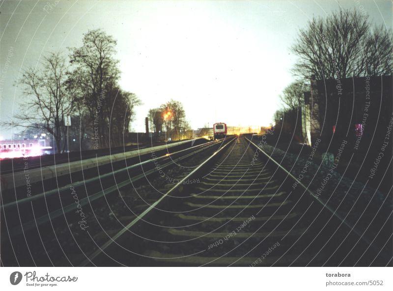aldona Commuter trains Hamburg