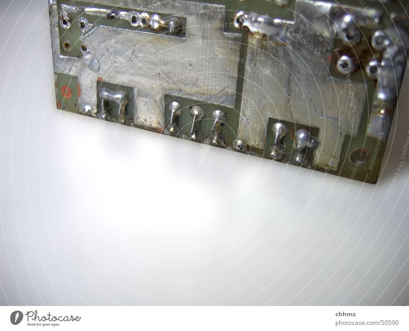 Silver Information Technology Electronics Circuit board Electrical equipment