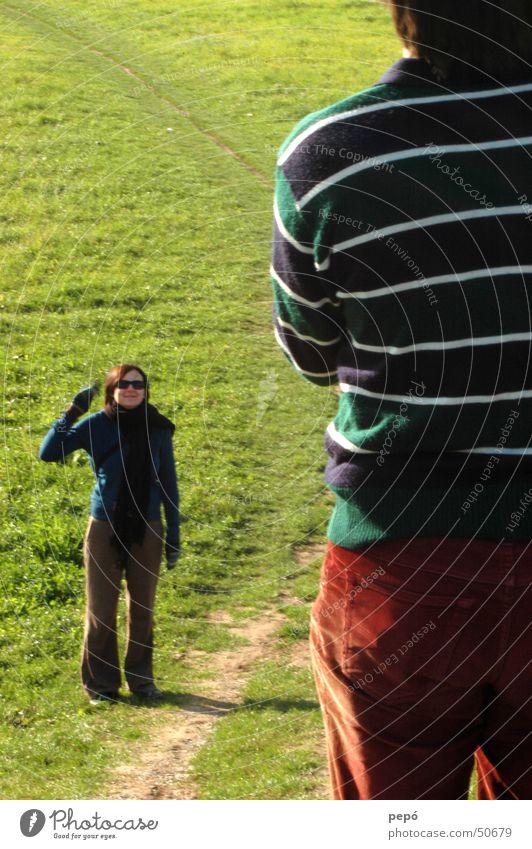 Green Meadow Lanes & trails Stripe Wave Colossus Dwarf Hello