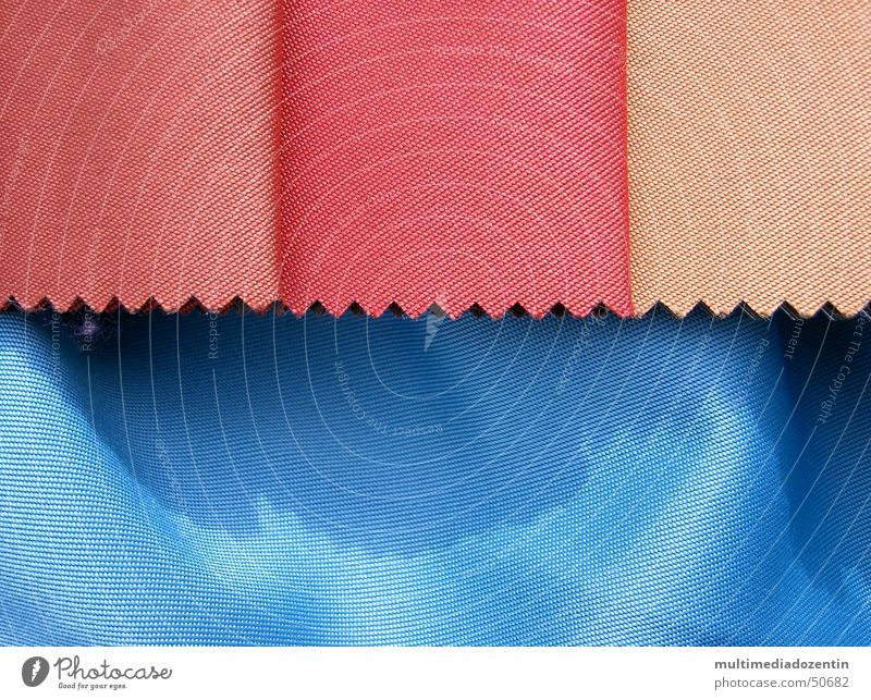 fabric pattern Cloth Pattern Soft Textiles Material Zigzag Pink Light blue Sky blue colour Blue apricot materiality sample Haircut Shadow Wrinkles
