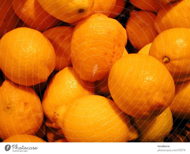 lemons Yellow Healthy Fruit Calm