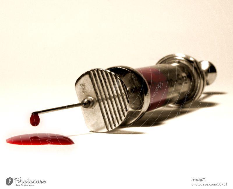 Doctor Blood Laboratory Syringe Diagnosis Cannula Blood test
