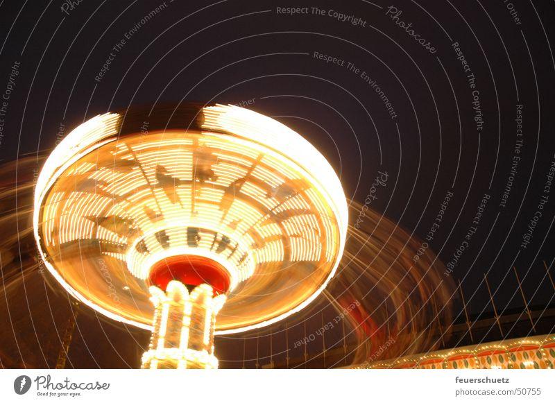 Joy Lighting Fairs & Carnivals Carousel Scandinavia Copenhagen Chairoplane Tivoli