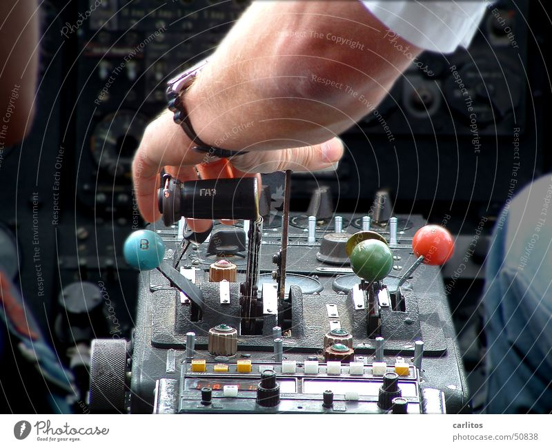 Leadership | Pilot in the cockpit | CO2 Cargo plane Airplane Aviation Captain Superior Cockpit Success Machinery Hover Engines Force Career Competent Adviser