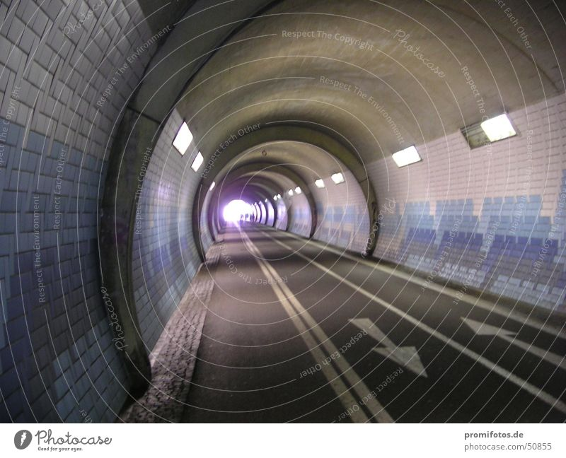 tunnel view Transport Tunnel Tunnel vision Street