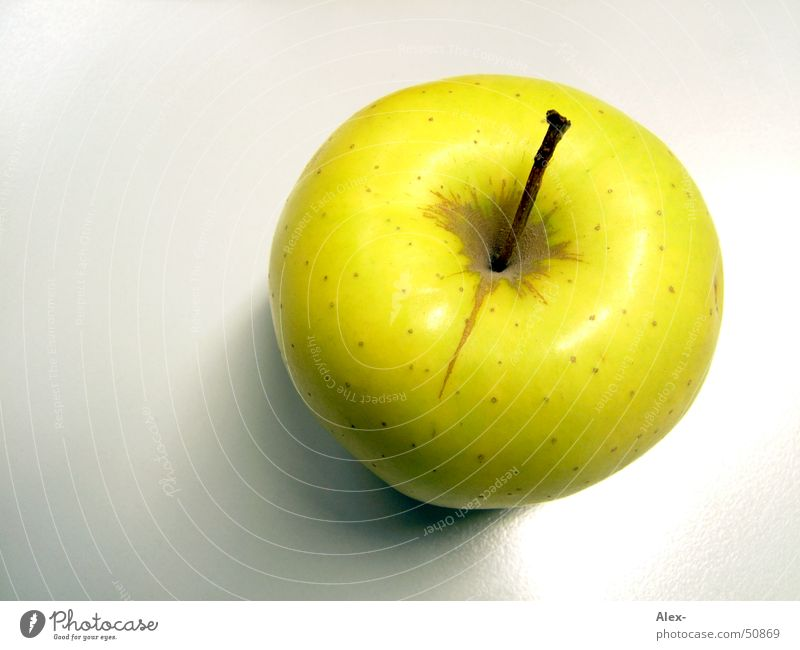 Tree Green Nutrition Yellow Above Healthy Gold Fruit Apple Vitamin