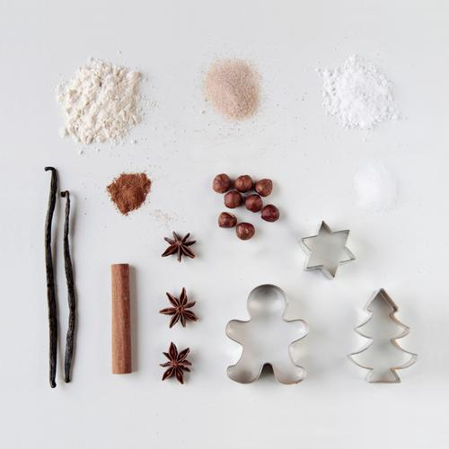 Christmas & Advent Beautiful Feasts & Celebrations Nutrition To enjoy Cooking & Baking Star (Symbol) Herbs and spices Candy Fir tree Sugar Ingredients Unhealthy
