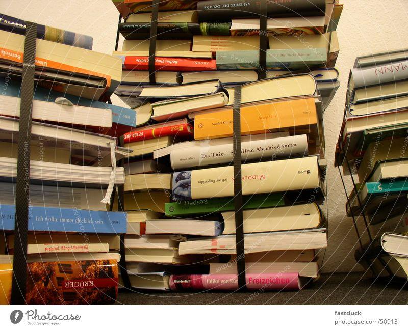 Book Education Frankfurt Stack Library Versatile Selection Literature Novel Reading matter Bookshop Book fair