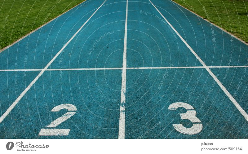 Runway 23 Sports Track and Field Sporting event Success Loser Sporting Complex Racecourse Speed Beginning Competition 18 - 30 years Resume Green Blue Blue-green