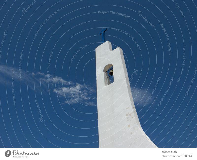 Sky Clouds Religion and faith Back Island Greece Samos