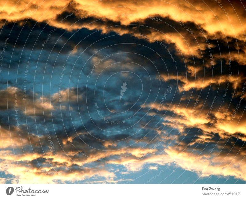 September mood 2 Clouds Sunset Sky