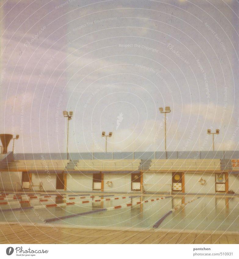 Sports Swimming & Bathing Swimming pool Aquatics Sporting Complex Open-air swimming pool