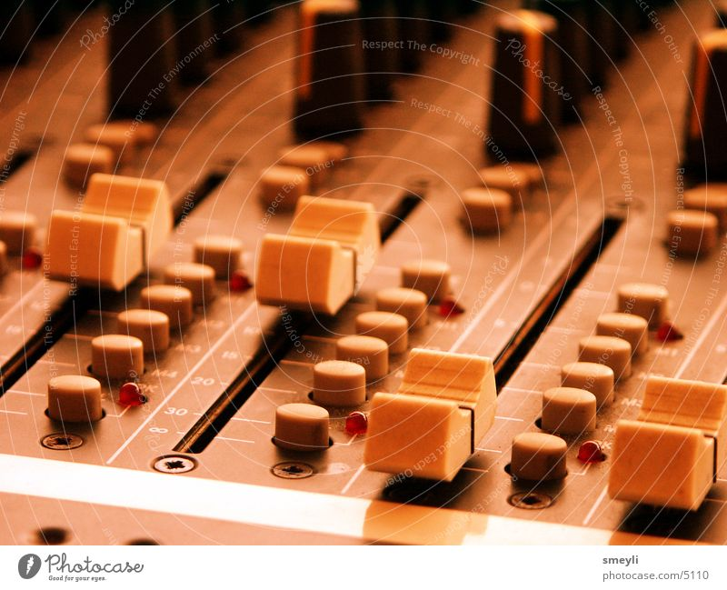 mix it Mixing desk Live Music Disco Sound engineering Buttons Bland Electrical equipment Technology console mixing poti button mute music production Key Switch