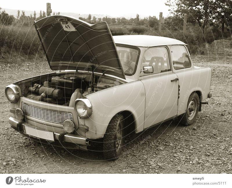 Car Wheel GDR Nostalgia East Trabbi Brakes Exhaust Tuning Nostalgia for former East Germany